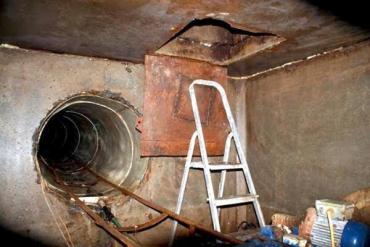 """Справу ужгородського """"тунелю в Європу"""" розслідують ще раз."""