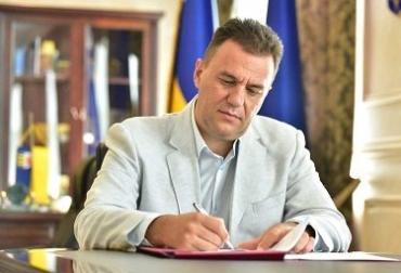 Михаил Ривис подписал распоряжение о внеочередной сессии