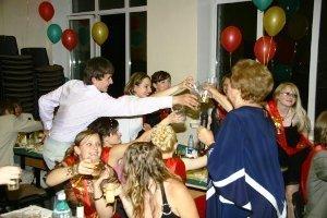 Убедите детей не пить на выпускном