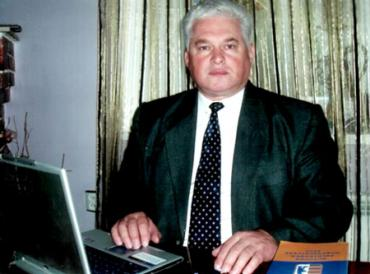Голова Закарпатського Національного Об'єднання-СубКарпатія Микола Бурак