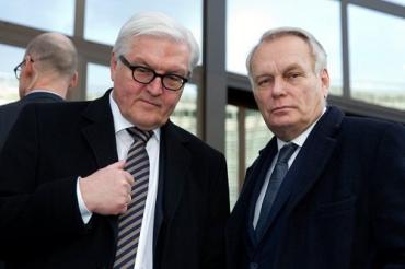 Штайнмаер и Эро заявили о выборах на Донбассе и особом статусе