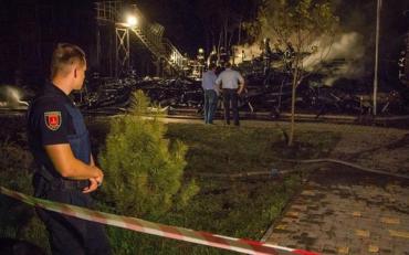 Пожежа в Одесі: з'явилися жахливі подробиці