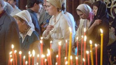 Страстная неделя - память о последних днях земной жизни Иисуса Христа