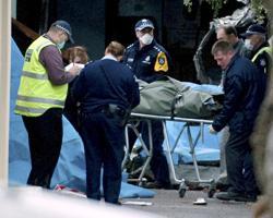 Во Флориде мужчина перестрелял членов семьи и покончил с собой