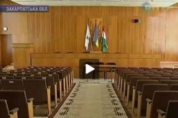 В Берегово депутаты будут слушать два гимна