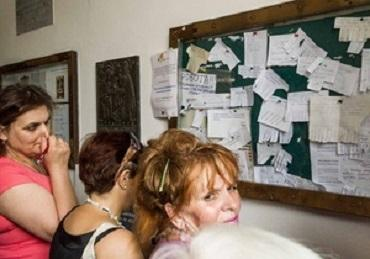 Безработица в Закарпатье дает о себе знать