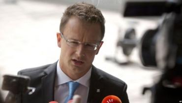 Оприлюднена нова скандальна заява від Угорщини