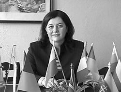 Олімпійська чемпіонка з гандболу Ніна Гецко-Лобова