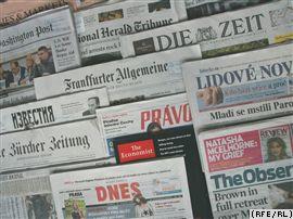 світова преса звертає прискіпливу увагу до виборів Президента України 17 січня