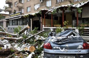 Найбільше на Закарпатті постраждали об'єкти соціальної інфраструктури