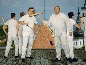 """Лондонец: На плакате изображены """"артисты ночного клуба для гомосексуалистов"""""""