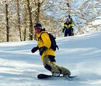 Закарпатье развивает горнолыжный туризм