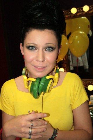Московская певица Елка начинала карьеру певицы в Ужгороде
