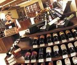 В Украине дешевое вино уступает место более дорогому
