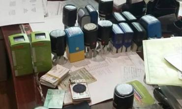 В Закарпатье СБУ провела обыски в офисах автоперевозчиков
