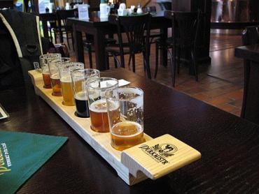 Про пиво, до пива і про песика, що не любив словацьке пиво