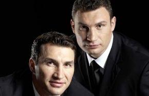 Братья Кличко — наиболее популярные звезды спорта в Германии