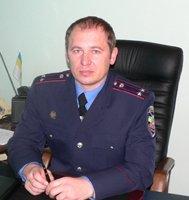 Володимир Гера, підполковник податкової міліції