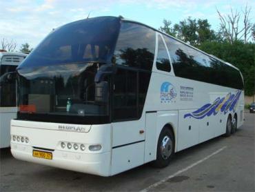 """Пасажирський автобус """"Neoplan"""""""