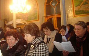 """Під час другої зустрічі спільнот """"Матері в молитві"""""""