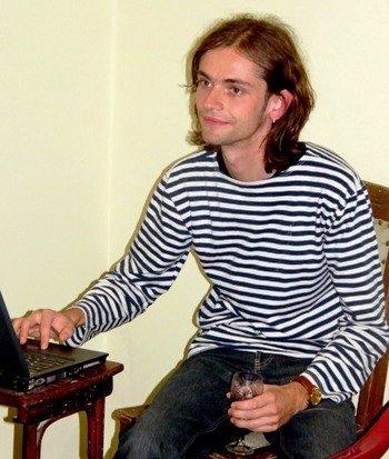 26-річний режисер Максим Васянович