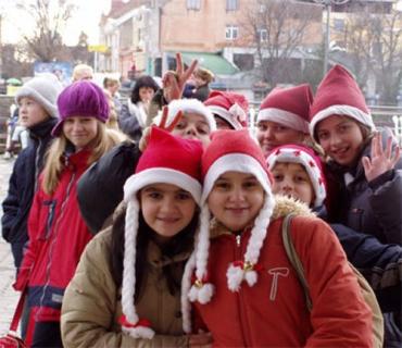 В Ужгороді з'являться 50 дорослих та близько 1000 маленьких Святих Миколаїв