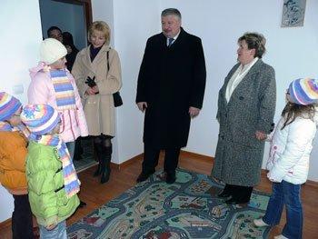 На сегодня в Закарпатье функционирует 31 детский дом семейного типа