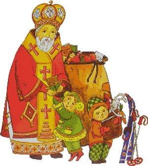19 грудня - День Святого Миколая Чудотворця