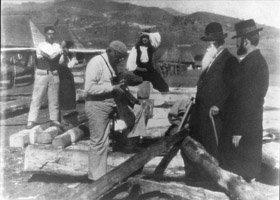 Фільм «Марійка–невірниця» зняли 1933 року на Закарпатті чеські митці