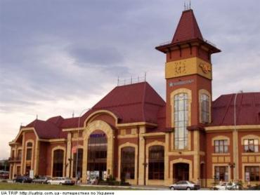 Ужгородський вокзал за добу обслуговує понад дві тисячі пасажирів