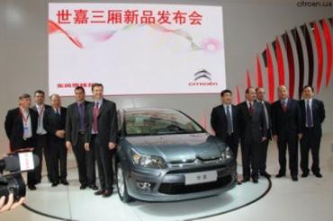 В Шанхае автомобильная выставка