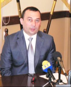 Василий Иванчо, глава ГНА Закарпатской области