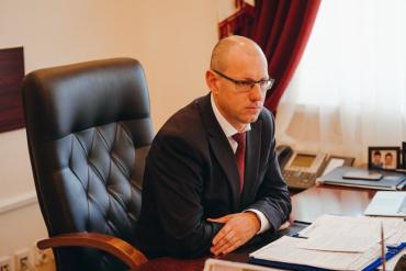 Керівник Закарпатської митниці ДФС Станіслав Балуєв