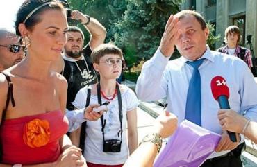 Віктор Погорєлов підтримує цілі небайдужих ужгородців