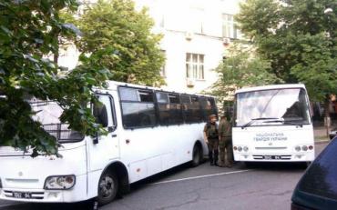 Автобус Нацгвардії потрапив в смертельну ДТП під Києвом