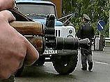 Автомашина с левым металлоломом