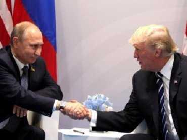 Путин и Трамп провели переговоры в Гамбурге