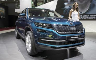 Škoda Kodiaq будут собирать на заводе «Еврокар» в Закарпатье