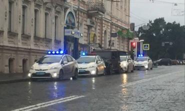 У Харкові поліція затримала сина депутата за водіння в нетверезому вигляді