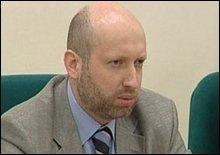 Первый вице-премьер-министр Александр Турчинов