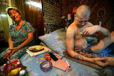 В Ужгороді під диспансерним наглядом перебувають 120 осіб з наркозалежністю