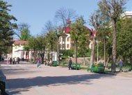 Славнозвісний курорт Трускавець