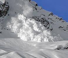 В Карпатах продолжает сохраняться состояние лавиноопасности