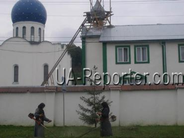 Свято-кирило-мефодиевский женский монастырь в Сваляве