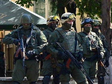 В Ужгороде прошли антитеррористические учения