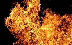 Ймовірною причиною загорання стало коротке замкнення електромережі