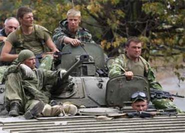 Новая война в Грузии приведет к развалу России