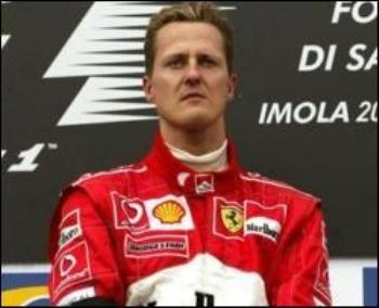 Михаель Шумахер не сможет вернуться в F1