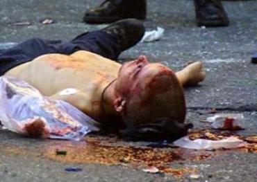 Разозленный француз расстрелял молодежь