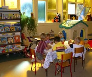 Детсад в Невицком готов к приему малышей